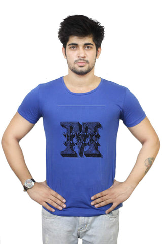 Buy Funny T-Shirts Online India | Alphabet M T-Shirt Funky, Cool, T-Shirts | PosterGuy.in