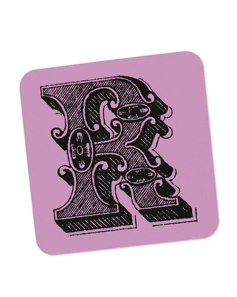 Coasters | Alphabet R Coaster 1013578329 Online India | PosterGuy.in