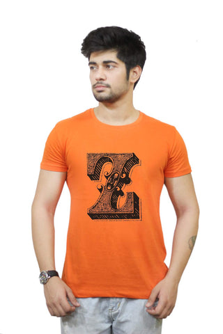 Buy Funny T-Shirts Online India | Alphabet Z T-Shirt Funky, Cool, T-Shirts | PosterGuy.in
