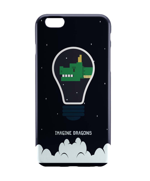 iPhone 6 Case & iPhone 6S Case | Imagine Dragons Inspired Minimal iPhone 6 | iPhone 6S Case Online India | PosterGuy