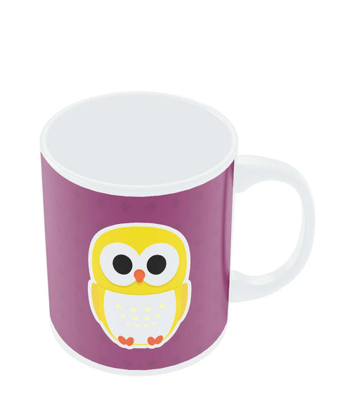 Cute Quirky Owl  Coffee Mug Online India