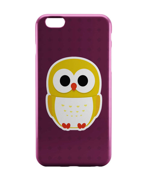 iPhone 6 Case & iPhone 6S Case | Cute Quirky Owl iPhone 6 | iPhone 6S Case Online India | PosterGuy