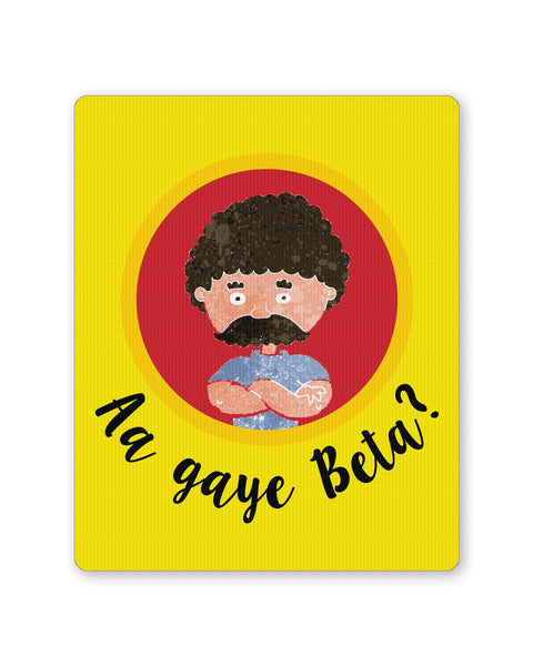PosterGuy | Aa Gaye Beta? | Father's Day Mouse Pad 1013728216 Online India