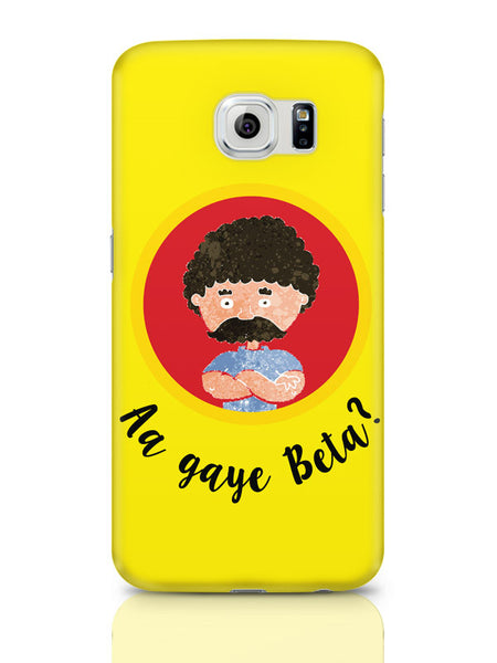 Samsung Galaxy S6 Covers & Cases | Aa Gaye Beta? | Father'S Day Samsung Galaxy S6 Covers & Cases Online India