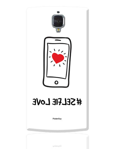 Selfie Love Valentine'S Day OnePlus 3 Cover Online India