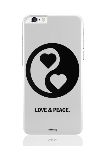 iPhone 6 Plus / 6S Plus Covers & Cases | Love And Peace Valentine'S Day iPhone 6 Plus / 6S Plus Covers and Cases Online India