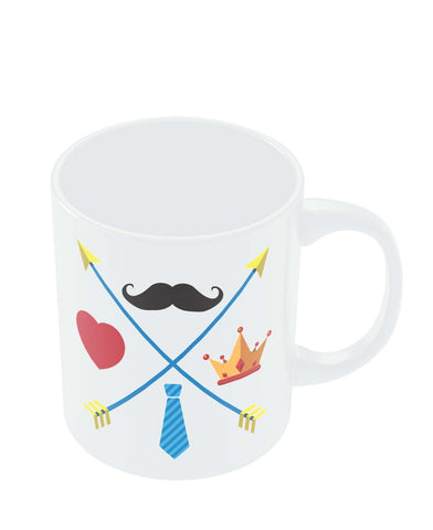 Mugs | All Rounder Dad | Father's Day Mug Online India
