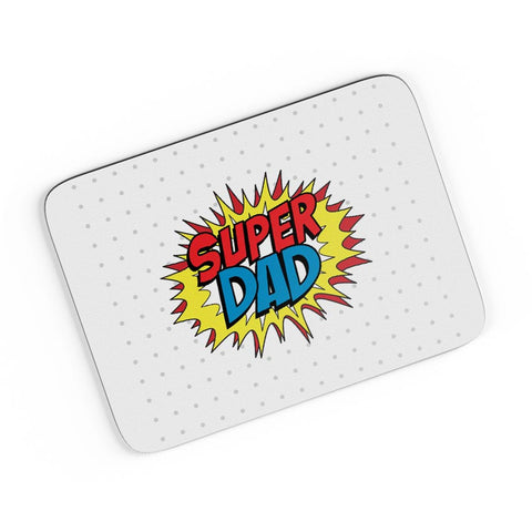 Super Dad My Superhero | Father's Day A4 Mousepad Online India