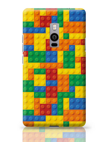 OnePlus Two Covers | Building Blocks Quirky OnePlus Two Cover Online India