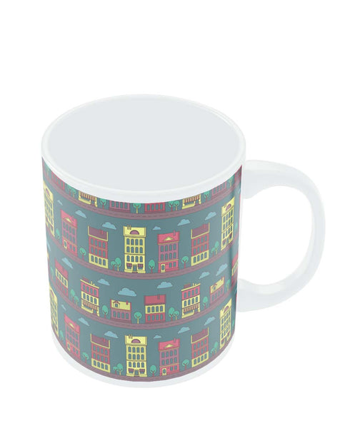 Mugs | Midnight City Lights Mug Online India