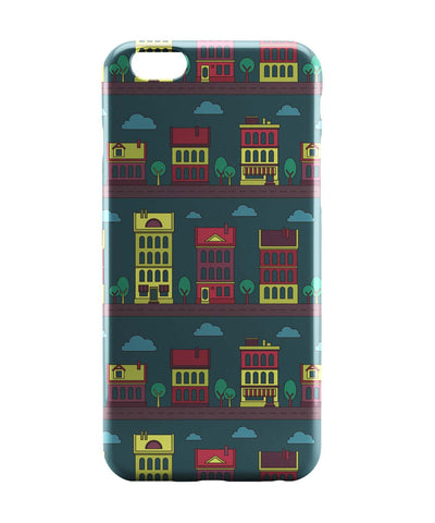 iPhone 6 Case & iPhone 6S Case | Midnight City Lights iPhone 6 | iPhone 6S Case Online India | PosterGuy