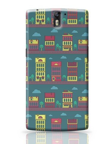 OnePlus One Covers | Midnight City Lights OnePlus One Covers Online India