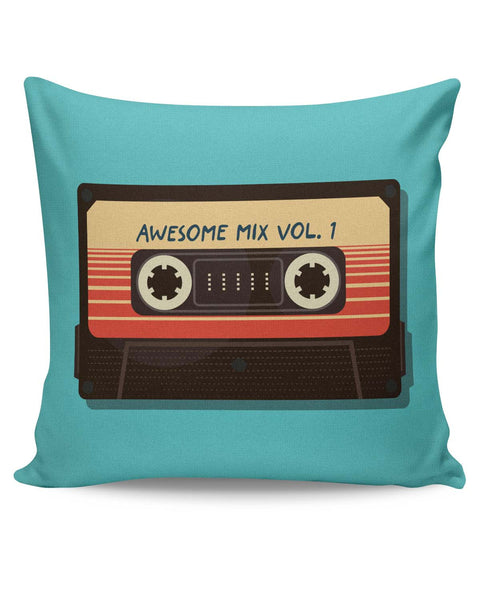 PosterGuy | Guardians Of The Galaxy Awesome Mixtape Cushion Cover Online India