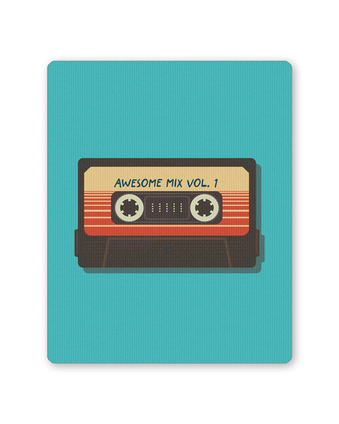 PosterGuy | Guardians Of The Galaxy Awesome Mixtape Mouse Pad 1014066116 Online India