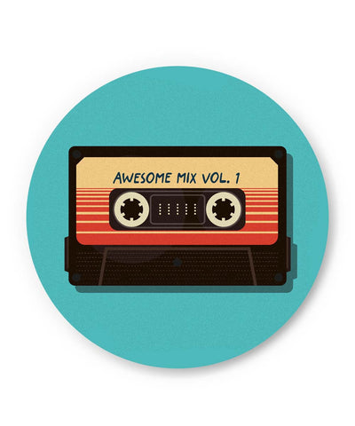 PosterGuy | Guardians Of The Galaxy Awesome Mixtape Fridge Magnet 1014066119 Online India