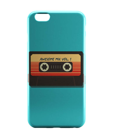 iPhone 6 Case & iPhone 6S Case | Guardians Of The Galaxy Awesome Mixtape iPhone 6 | iPhone 6S Case Online India | PosterGuy