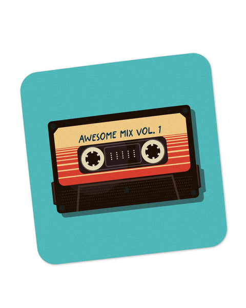 Coasters | Guardians Of The Galaxy Awesome Mixtape Coaster 1014066129 Online India | PosterGuy.in