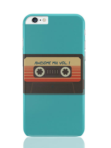 iPhone 6 Plus / 6S Plus Covers & Cases | Guardians Of The Galaxy Awesome Mixtape iPhone 6 Plus / 6S Plus Covers and Cases Online India
