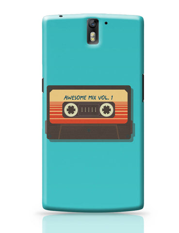 OnePlus One Covers | Guardians Of The Galaxy Awesome Mixtape OnePlus One Covers Online India