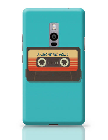 OnePlus Two Covers | Guardians Of The Galaxy Awesome Mixtape OnePlus Two Cover Online India