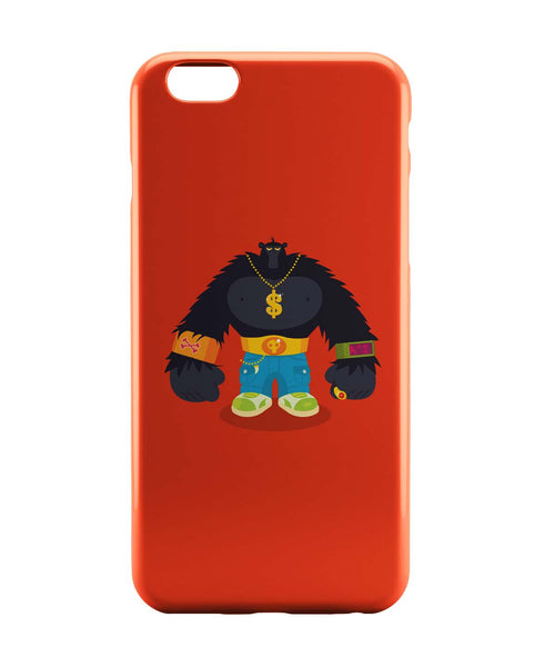 iPhone 6 Case & iPhone 6S Case | Hip Hop Gorilla iPhone 6 | iPhone 6S Case Online India | PosterGuy