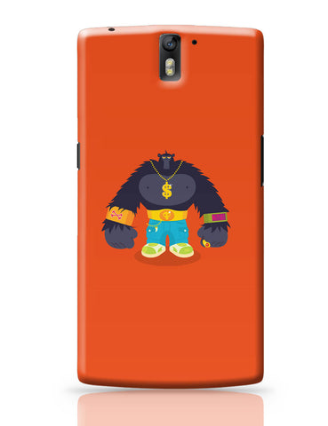 OnePlus One Covers | Hip Hop Gorilla OnePlus One Covers Online India