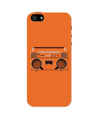 iPhone 5 / 5S Cases| Coffee Boom Box iPhone 5 / 5S Case Online India