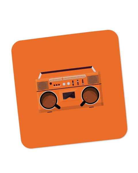 Coasters | Coffee Boom Box Coaster 1014128329 Online India | PosterGuy.in