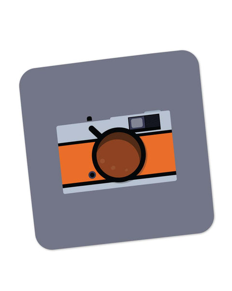 Coasters | Coffee Camera Art Coaster 1014138329 Online India | PosterGuy.in