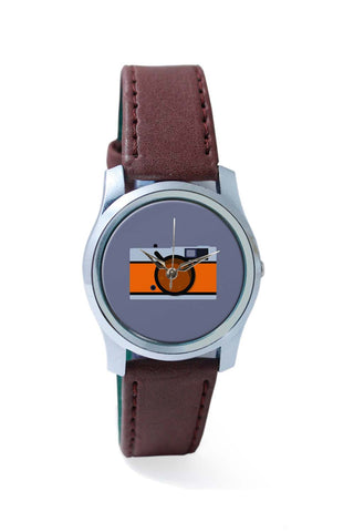 Women Wrist Watches India | Coffee Camera Art Wrist Watch Online India
