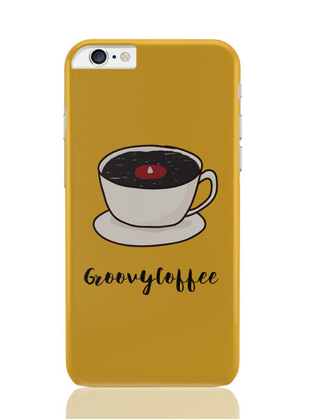 iPhone 6 Plus / 6S Plus Covers & Cases | Groovy Coffee Illustration iPhone 6 Plus / 6S Plus Covers and Cases Online India