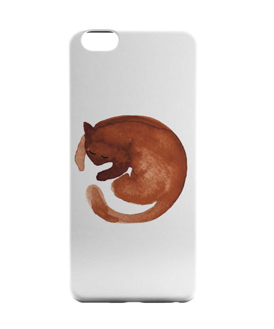 iPhone 6 Case & iPhone 6S Case | Coffee Stain Cat iPhone 6 | iPhone 6S Case Online India | PosterGuy