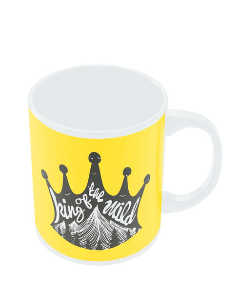 Mugs | King Of The World | Crown Mug Online India