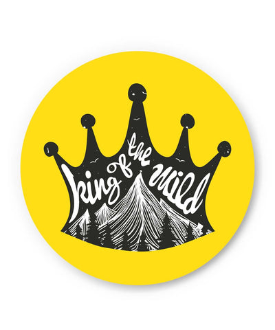 PosterGuy | King Of The World | Crown Fridge Magnet 1014198319 Online India
