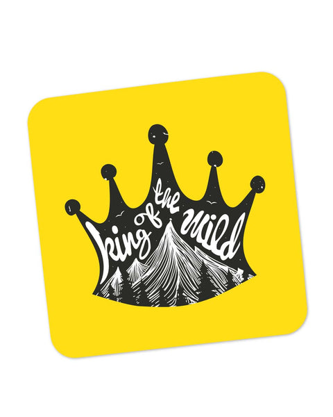 Coasters | King Of The World | Crown Coaster 1014198329 Online India | PosterGuy.in