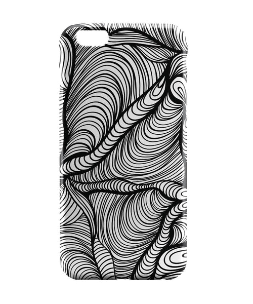 iPhone 6 Case & iPhone 6S Case | Fascinating Line Art iPhone 6 | iPhone 6S Case Online India | PosterGuy