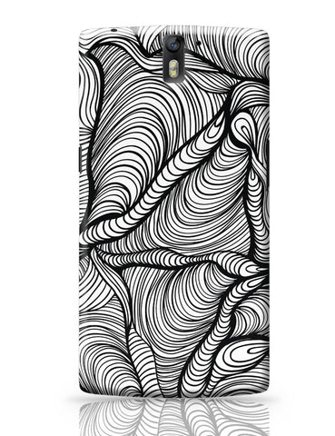 OnePlus One Covers | Fascinating Line Art OnePlus One Covers Online India