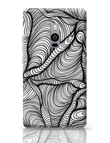 OnePlus Two Covers | Fascinating Line Art OnePlus Two Cover Online India