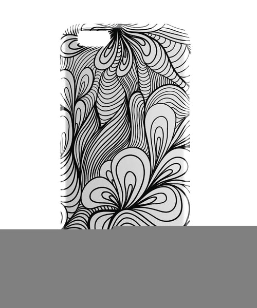 iPhone 6 Case & iPhone 6S Case | The Unknown Fantasy Line Art iPhone 6 | iPhone 6S Case Online India | PosterGuy