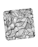 Buy Coasters Online | The Unknown Fantasy Line Art Coaster Online India | PosterGuy.in