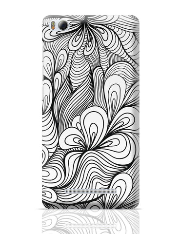 Xiaomi Mi 4i Covers | The Unknown Fantasy Line Art Xiaomi Mi 4i Cover Online India