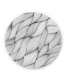 PosterGuy | Dream's Swirl Line Art Fridge Magnet Online India by Mayank Dhawan