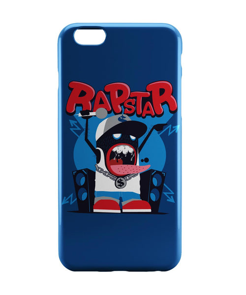 iPhone 6 Case & iPhone 6S Case | Rapstar Quirky Illustration iPhone 6 | iPhone 6S Case Online India | PosterGuy