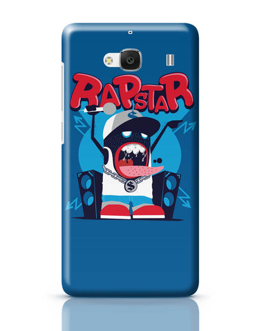 Xiaomi Redmi 2 / Redmi 2 Prime Cover| Rapstar Quirky Illustration Redmi 2 / Redmi 2 Prime Online India
