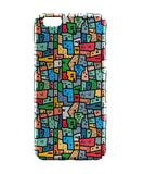 iPhone 6 Case & iPhone 6S Case | Mosaic City Circuit iPhone 6 | iPhone 6S Case Online India | PosterGuy