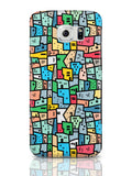 Samsung Galaxy S6 Covers & Cases | Mosaic City Circuit Samsung Galaxy S6 Covers & Cases Online India