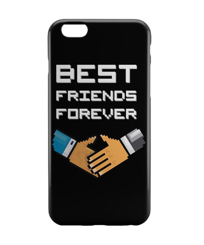 iPhone 6 Case & iPhone 6S Case | Best Friends Forever Pixel Art iPhone 6 | iPhone 6S Case Online India | PosterGuy