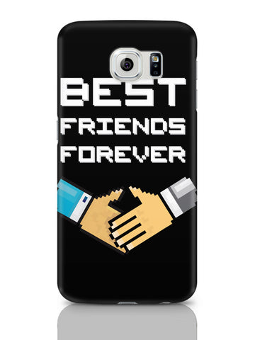 Samsung Galaxy S6 Covers & Cases | Best Friends Forever Pixel Art Samsung Galaxy S6 Covers & Cases Online India