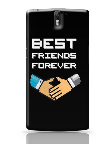 OnePlus One Covers | Best Friends Forever Pixel Art OnePlus One Covers Online India
