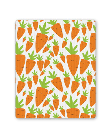 Buy Mousepads Online India | Carrots Pattern Mouse Pad Online India